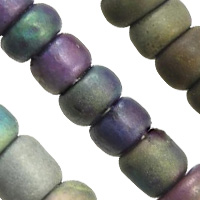 Plated Glass Seed Beads