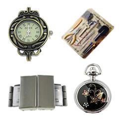 Horloge accessoires