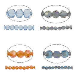 CRYSTALLIZED™ Element Crystal Beads