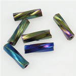 Twist Bugles Glass Seed Beads
