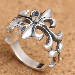 Thailand Sterling Silver Finger Ring