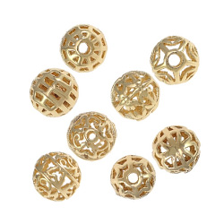 Holle Brass Beads