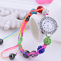 Woven Ball Watches