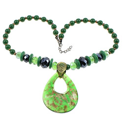 Lampwork Necklace