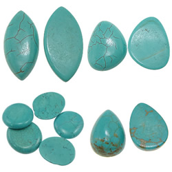 Natural Turquoise Cabochon