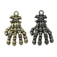 Zinklegering hand hangers