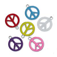 Zinklegering Peace Hangers