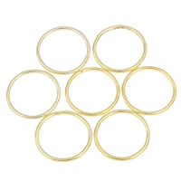Zinc Alloy Jump Rings