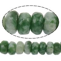 Žalioji Spot akmens karoliukai