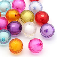 Bead in Bead Acrylic Beads