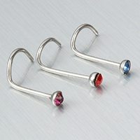 Stainless Steel Lip Ring
