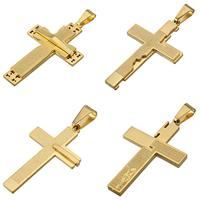 Roestvrij staal Cross Hangers