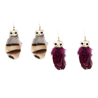 Mode Feather Earring
