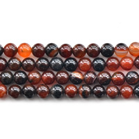 Natural Miracle Agate Beads