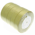 Sparkle Ribbon, green, 25mm, Length:125 Yard, 5PCs/Lot, Sold By Lot