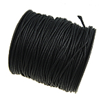 Wax Cord, 2mm, Length:80 Yard, Sold by PC