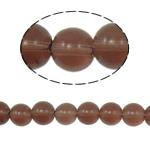 Okrągłe kryształowe koraliki, Kryształ, Koło, Tanzanit, 10mm, otwór:około 2mm, długość:12 cal, 10nici/torba, sprzedane przez torba
