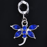 European Zinc Alloy Pendants, 32x20x6mm, Hole:Approx 5mm, 10PCs/Bag, Sold by Bag