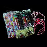 Resin Hair Accessories, hair bands &amp; hair claw clip &amp; snap clip, mixed style, 12-130mm, 10PCs/Group, Sold by Group