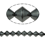 Magnetic Hematite Beads, 8x8mm, Hole:Approx 1.5mm, Length:15.5 Inch, 10Strands/Lot, Sold by Lot