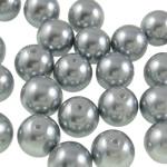 Koraliki perłowe i kryształowe CRYSTALLIZED™, Koło, 10mm, otwór:około 1mm, 44komputery/torba, sprzedane przez torba