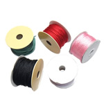 Nylon Thread, with plastic spool, mixed colors, 2mm, 5PCs/Lot, Sold By Lot