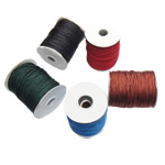 Nylon Thread, mixed colors, 1.50mm, 5PCs/Lot, Sold By Lot