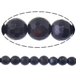 Blue Goldstone Beads, Round, 8mm, Hole:Approx 1mm, Length:15 Inch, 10Strands/Lot, Sold By Lot