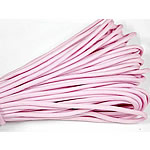 Paracord 330 Paracord pink 4mm 5Strands/Lot 31m/Strand