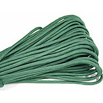 Paracord 330 Paracord green 4mm 5Strands/Lot 31m/Strand