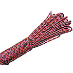 Paracord 330 Paracord rose camouflage 4mm 5Strands/Lot 31m/Strand