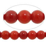 Natural Coral Beads Round red 2.50mm Hole:Approx 0.8mm Length:Approx 16.2 Inch 10Strands/Lot Approx 164PCs/Strand