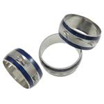 кольцо с эмалью настроения , Латунь, Платиновое покрытие платиновым цвет, настроение эмаль & разнообразный, не содержит никель, свинец, 9mm, внутренний диаметр:Приблизительно 17mm, размер:6.5, 100ПК/сумка, продается сумка