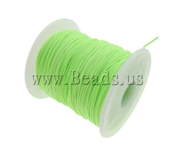 Cuerda de nylon cord n de nylon verde fluorescente 1mm - Cuerda de nylon ...