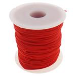 Nylon Koord, meer kleuren voor de keuze, 1mm, Lengte:Ca 100 Yard, Verkocht door PC