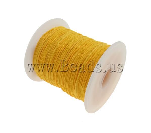 Cuerda de nylon cord n de nylon amarillo medio 1mm - Cuerda de nylon ...
