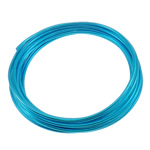 Aluminum Wire, electrophoresis, blue, 2mm, Length:Approx 30 m, 10PCs/Bag, Sold By Bag