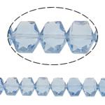 Koraliki z kryształów CRYSTALLIZED™ego, CRYSTALLIZED™, fasetowany, dostępnych więcej kolorów, 12x10x7.50mm, otwór:około 1mm, około 50komputery/Strand, sprzedawane na około 19.6 cal Strand