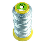 Nylon Thread, without elastic, light blue, 0.50mm, Length:480 m, 10PCs/Lot, Sold By Lot