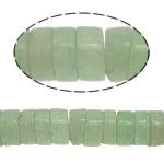 Koraliki z amazonitu, Amazonit, Okrąg, 1.5-3x5mm, otwór:około 1mm, około 169komputery/Strand, sprzedawane na około 16 cal Strand