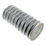 Copper Wire with plastic spool black nickel lead   cadmium free 1mm Length:2 m 10PCs/Lot