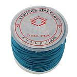 Nici elastyczne, Elastyczny sznur, ze Szpulka plastikowa, niebieski, 1.30mm, długość:25 m, 20komputery/wiele, sprzedane przez wiele