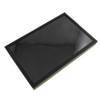 Kartonowe pudełko na pierścienie, Papier, Prostokąt, czarny, 290x190x40mm, 15komputery/wiele, sprzedane przez wiele