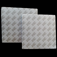 Double-sided Adhesive, Paper, with PE Foam, Square, different size for choice, white