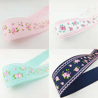 Grosgrain Ribbon printing 25mm 2PCs/Lot 50/PC