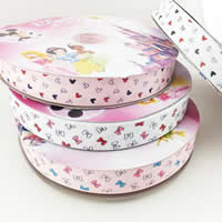 Grosgrain Ribbon mixed 25mm 50Yards/Lot