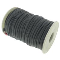 Nici elastyczne, Nylon, czarny, 4mm, długość:około 20 m, sprzedane przez PC