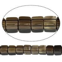 Natural Smoky Quartz Beads, Cube, 4x4x4mm, Hole:Approx 2mm, Length:Approx 16 Inch, 5Strands/Lot, Approx 60PCs/Strand, Sold By Lot