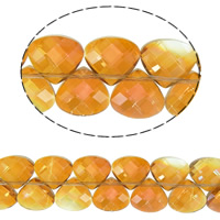 Imitation CRYSTALLIZED™ Element Crystal Beads, Triangle, colorful plated, different size for choice & faceted & imitation CRYSTALLIZED™ element crystal, Topaz AB, Hole:Approx 1mm, Sold Per Approx 15.5 Inch Strand