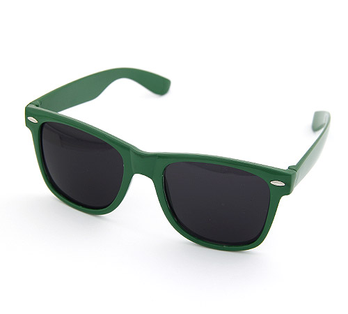 канифоль Солнцезащитные очки, зеленый, 140x50mm, продается PC